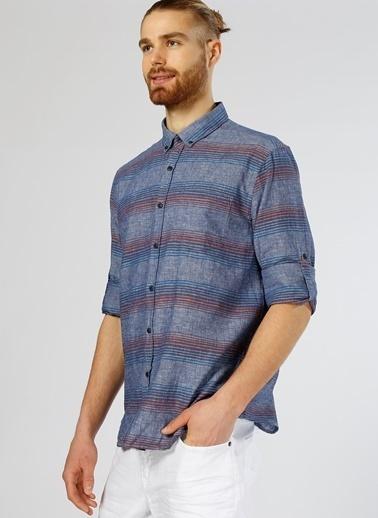 Uzun Kollu Gömlek-T-Box